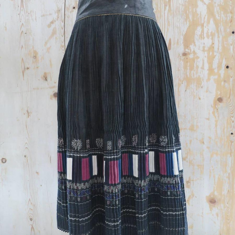 Traditional Hmong Hill Tribal Skirt