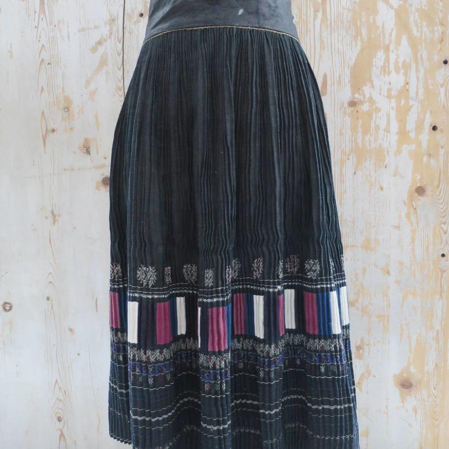 Traditional Hmong Hill Tribal Skirt