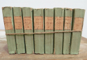 Set of 8 French 18th c Green Books - picture 1