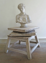 Large 19th c French Sculptor`s Stand - picture 1