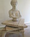Large 19th c French Sculptor`s Stand - picture 3