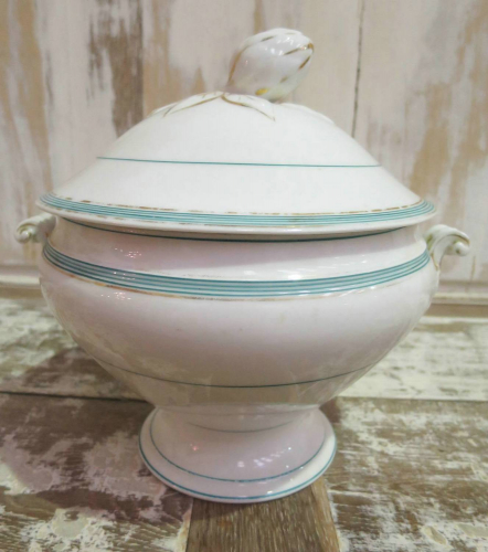 Decorative French 19th c Soup Tureen