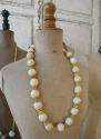 African antique Bead Necklace - picture 1