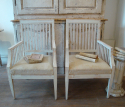 A Pair of Swedish Armchairs - picture 2