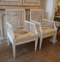 A Pair of Swedish Armchairs - picture 3