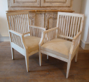 A Pair of Swedish Armchairs - picture 4