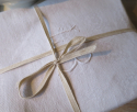 Collection of White Linen Napkins - picture 7