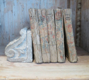 Set of 5 18th c French Books - picture 2