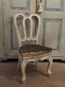 Rare Pair of 18th century Venetian Chairs - picture 3