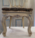 Rare Pair of 18th century Venetian Chairs - picture 7
