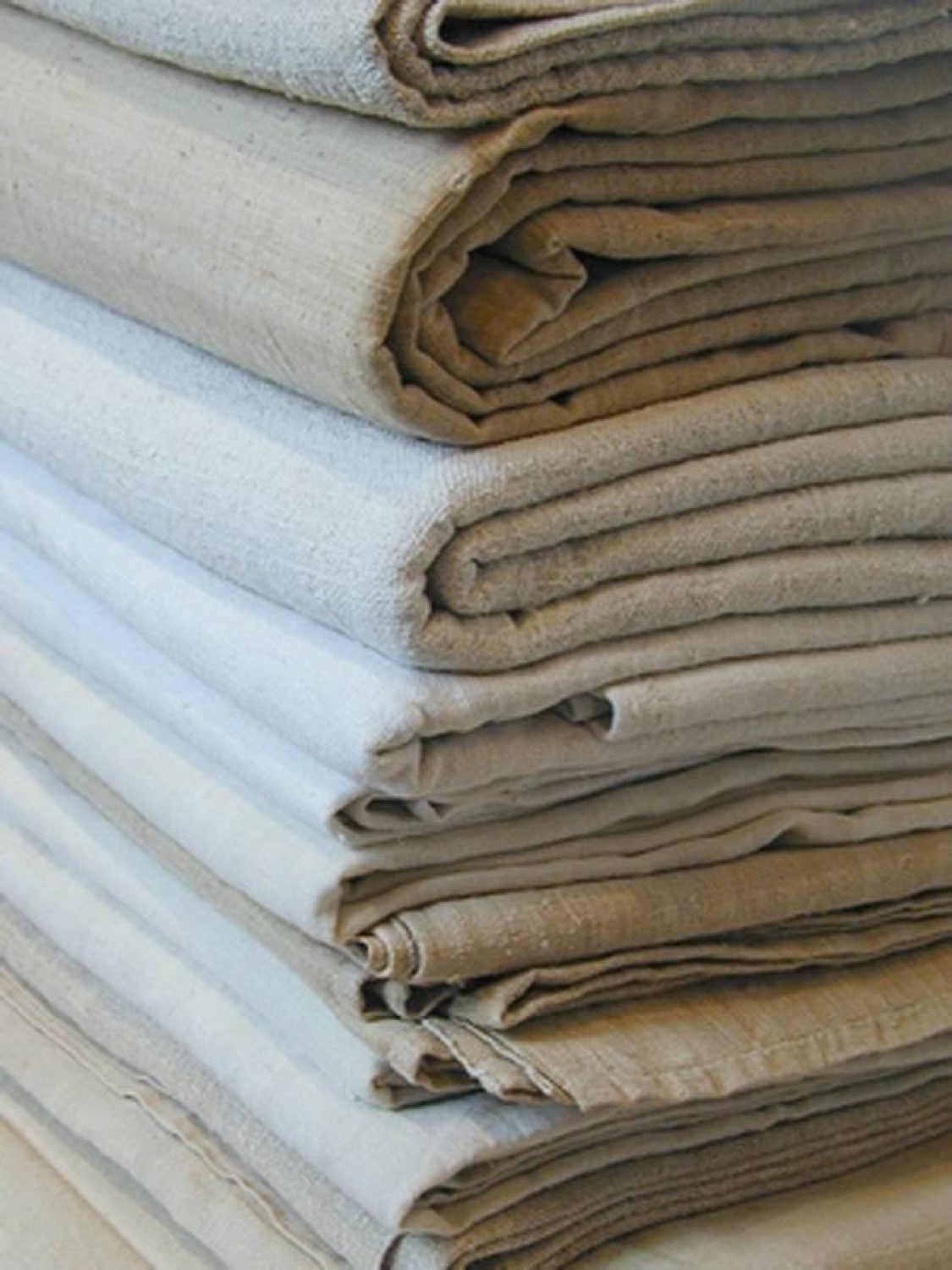 Old French Linen Sheets