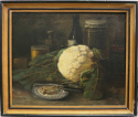 Still Life Painting of Cauliflower - picture 1