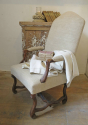 Antique French Fauteuil 18th century Louis X1V - picture 2