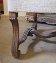 Antique French Fauteuil 18th century Louis X1V - picture 4