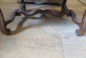 Antique French Fauteuil 18th century Louis X1V - picture 5