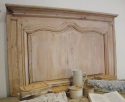 French 18th century Antique Pine Panel - picture 2
