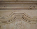 French 18th century Antique Pine Panel - picture 3