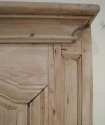 French 18th century Antique Pine Panel - picture 4