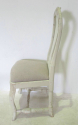Set of 6 Gustavian style Dining Chairs - picture 5