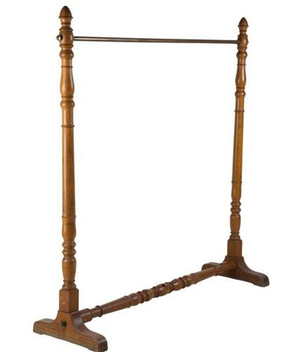 French 19th century Clothes Rail