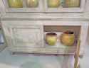 19th c French Painted Bookcase - picture 4
