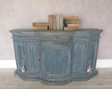 18th c Italian Buffet with orignal blue paint circa 1750 - picture 1