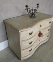 French 18th c Pine Commode - picture 2