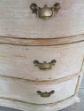 French 18th c Pine Commode - picture 4