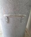 Vintage Zinc Flour Tubs - picture 4