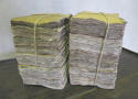 2 bundles of 18th c French Books with ochre covers Printed 1796 - picture 2