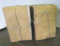 2 bundles of 18th c French Books with ochre covers Printed 1796 - picture 3