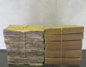 2 bundles of 18th c French Books with ochre covers Printed 1796 - picture 4