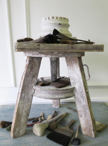 Early 19th c French Sculptor's Stand circa 1820