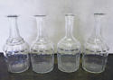 19th century French glass Decanters - Circa 1890 - picture 1