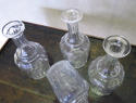 19th century French glass Decanters - Circa 1890 - picture 4