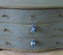 Early 19th c French Blue Commode circa 1820 - picture 3