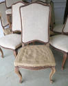 Set of 10 French late 19th c Dining Chairs - picture 5