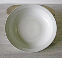 'Porcelaine de Paris' - Plain white Salad Bowl - circa 1920 - picture 2