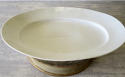 Very Large French 19th c White Porcelain Servery Platter - picture 3