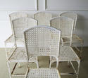Set of 6 French Iron Garden Chairs - Circa 1930 - picture 1