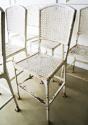 Set of 6 French Iron Garden Chairs - Circa 1930 - picture 5