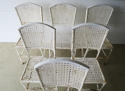 Set of 6 French Iron Garden Chairs - Circa 1930 - picture 6