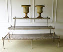 French 19th c 3-Tier Plant Stand - Circa 1870 - picture 1