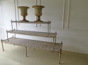 French 19th c 3-Tier Plant Stand - Circa 1870 - picture 2