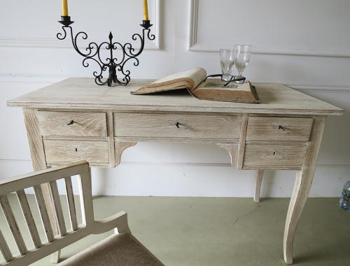 20th century Swedish Oak Writing Table - circa 1940