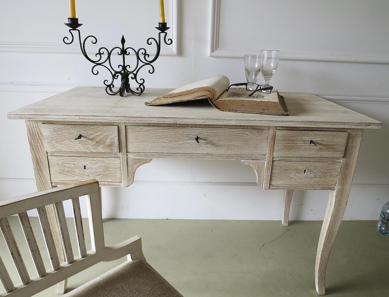 20th century Swedish Oak Writing Table - circa 1940