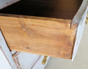 Small 18th century Swedish Chest of Drawer  with small drawers above- - picture 4