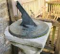 18th c Portland Stone Sundial - circa 1790 - picture 4