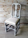 Set of 8 Swedish Country Dining Chairs - picture 5