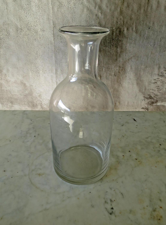 French 19th c Cider Carafe circa 1900